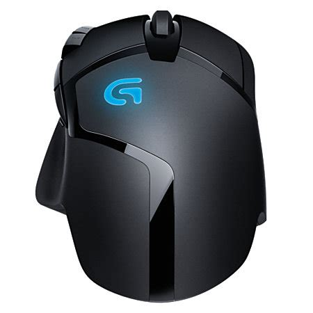 Mouse Gaming Logitech G402 Hyperion Fury Ultra Fast Fps Gaming Mouse logitech g402 hyperion fury ultra fast fps gaming mouse by