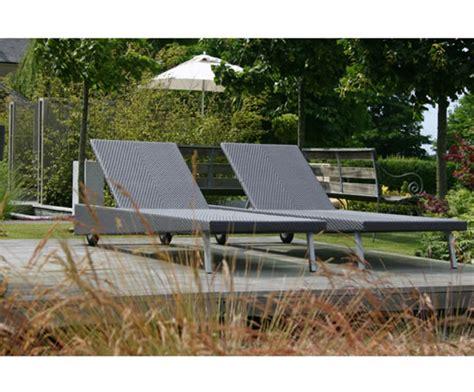 Pavillon Rattan by Fin Sunbed Pavilion Rattan Esi Interior Design