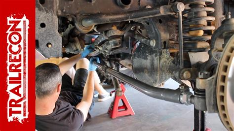 jeep wrangler tie rod how to install a tie rod synergy tie rod for a jeep