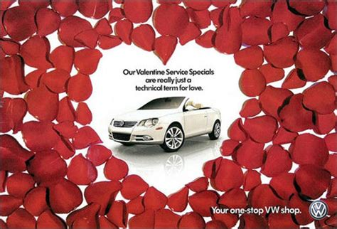 volkswagen valentines 30 creative exles of valentines day cards creative