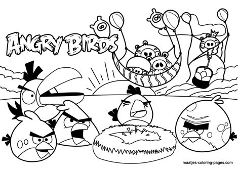 angry birds super heroes coloring pages maatje coloring page of the week 26 angry birds