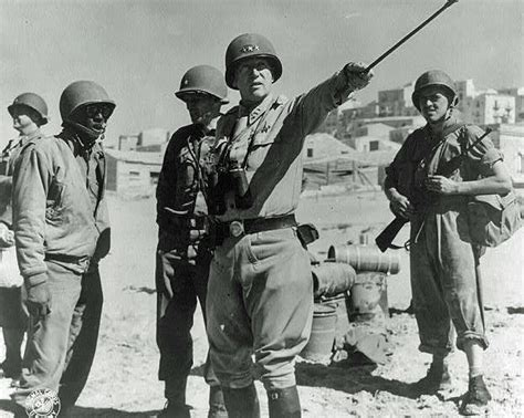 general patton 22nd august 1943 patton congratulates his troops on their success in sicily