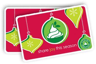 Yogurt Creations Gift Card Balance - gift cards 187 yogurt mountain