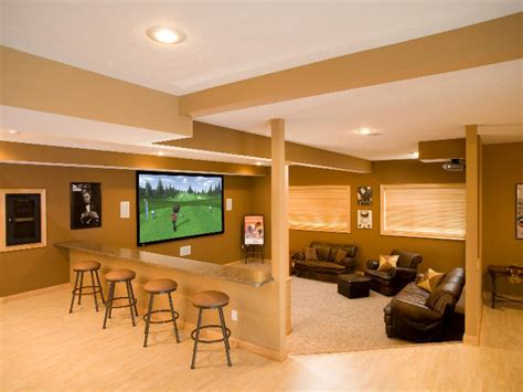 basement ideas on a budget media rooms and home theaters by budget home remodeling