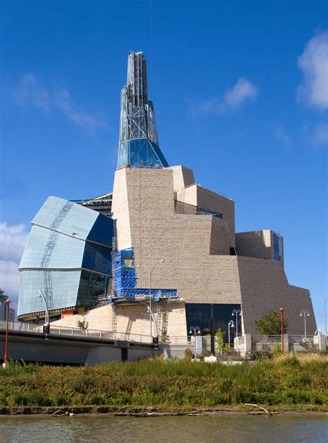 the canadian museum for human rights cmrh in winnipeg the capital file canadian museum for human rights winnipeg 3