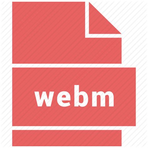 format file webm file format video video file format webm icon icon