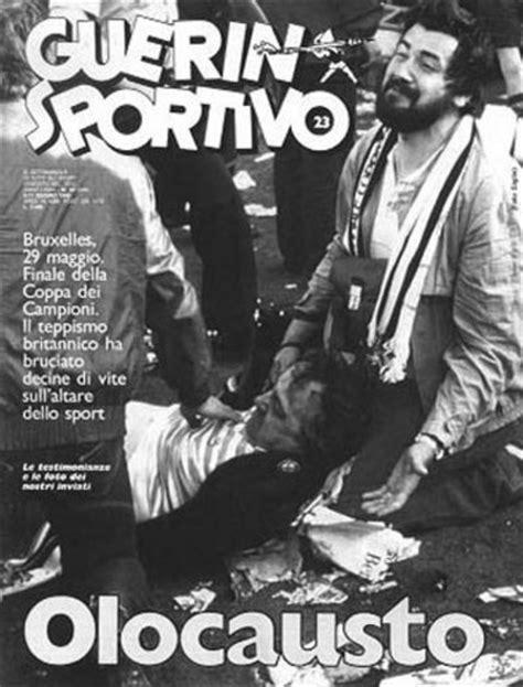 Primo Hooligan 29 maggio 1985 strage dell heysel per non dimenticare mai