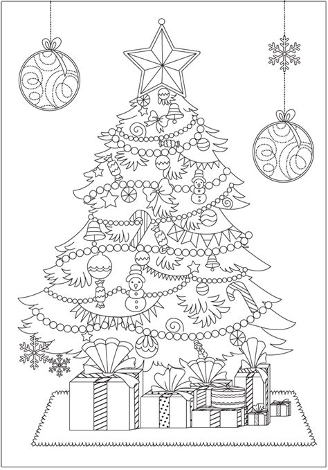 christmas coloring pages for young adults free christmas coloring page the coloring book club