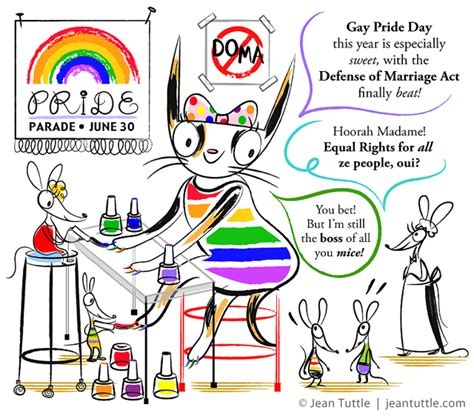 doodle how to make pride rainbow pride the daily cat doodle