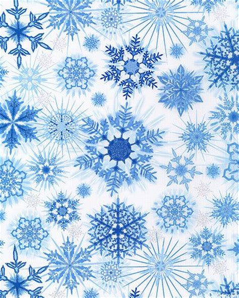 01bb23 Snowflake Patten Simple Design Blue 132 best scrapbook winter paper images on