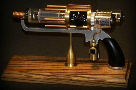 limited edition warehouse 13 tesla gun prop replica