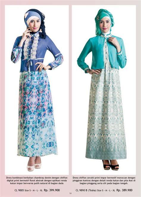 aplikasi desain gamis busana muslim koleksi terbaru