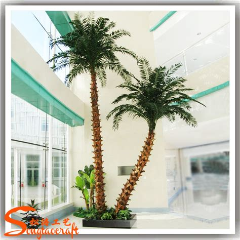 artificial trees canada preserved outdoor palm tree artificial plastic palm trees