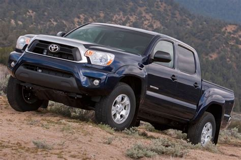 Towing Capacity 2012 Toyota Tacoma Used 2014 Toyota Tacoma Cab Pricing Features