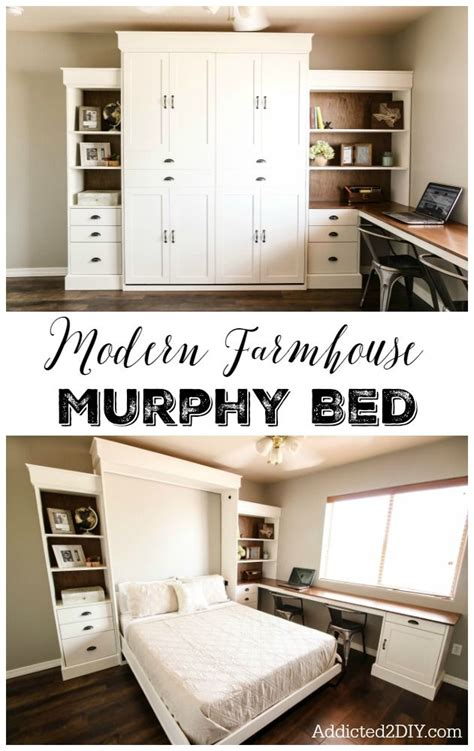farmhouse bed plans part 2 a lesson learned 72 best images about murphy bed ideas on pinterest space