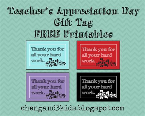 printable teacher s day gift tags cheng and 3 kids teacher s appreciation day gift tag free