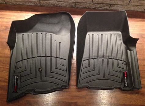 2003 Ford Ranger Floor Mats - for sale 2004 front weathertech floor mats ranger