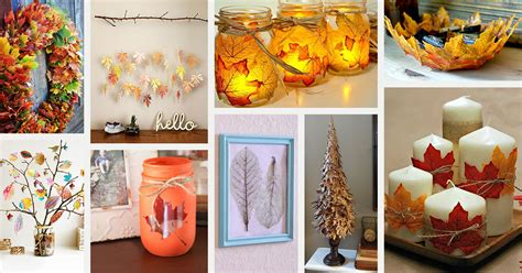 26 best diy fall leaf craft ideas and designs for 2018