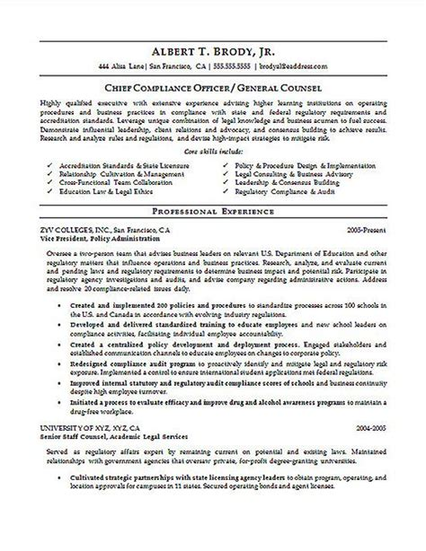 Compliance Resume by Compliance Officer Cover Letter Writefiction581 Web Fc2