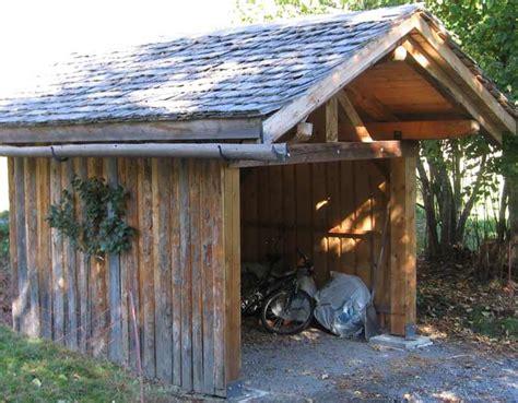 Chalet Style Construction De Greniers Savoyard Traditionnels En Bois