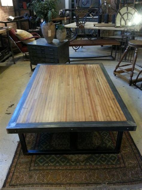 reclaimed bowling alley table top reclaimedlumber