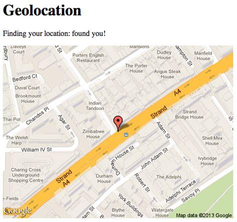 html geolocation tutorial geolocation using html5 jquery and google maps web niraj