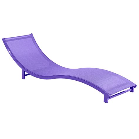 Backyard Creations Sling Chaise Lounge Houseofaura Pool Chaise Patio Furniture Textilene