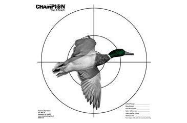 printable duck targets chion traps and targets duck turkey patterning
