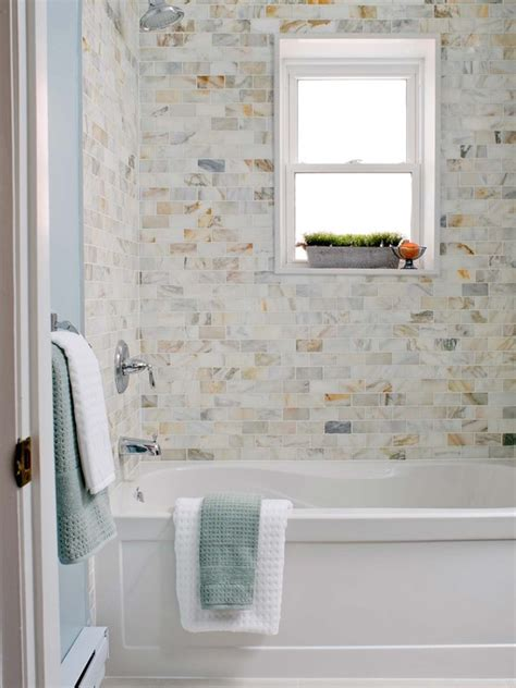 Subway Tile In Bathroom Ideas Subway Tile Shower Design Ideas