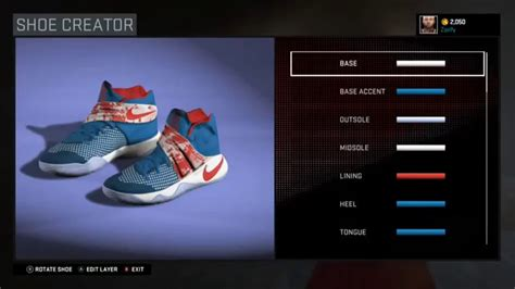 shoe creator nba 2k16 shoe creator nike kyrie 2 custom quot oklahoma city