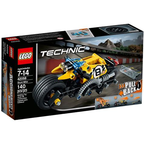 lego technic sets lego technic sets 42058 stunt bike