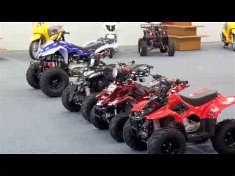 eco monster 1500w most powerful kids electric quad