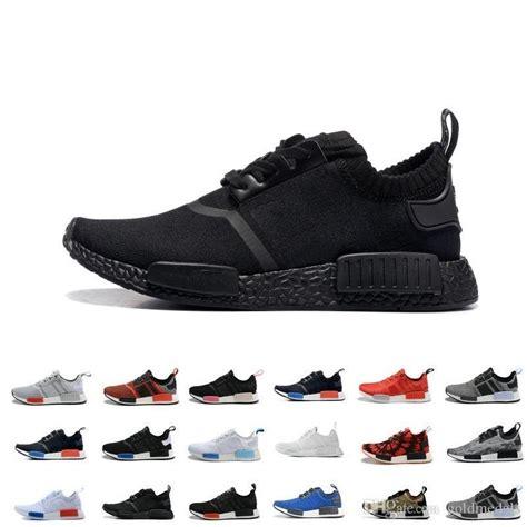 Sepatu Adidas Nmd R1 Mesh White Premium Quality best quality wholesale cheap 2017 nmd r1 monochrome mesh white black running