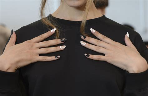 new nail trends 2015 kye spring 2015 copy the nail art trends from the spring