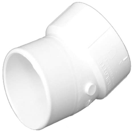 Pipa Pvc 1 14 Wavin Dpralon 1 14 1 Meter shop pipe 14 in dia 22 1 2 degree pvc fitting at lowes