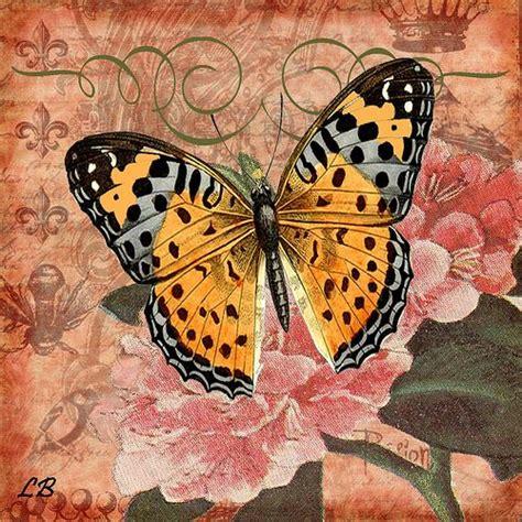 Butterfly Decoupage - 813 best images about butterflies on scrapbook