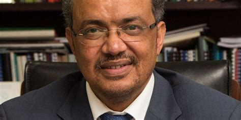 tedros adhanom ghebreyesus ten things to know about dr tedros adhanom candidate