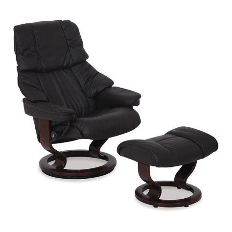 Stressless Type Recliners by Stressless Reno Recliner Living With Style