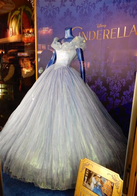 cinderella film gown hollywood movie costumes and props march 2015 original