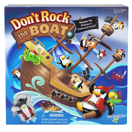 don t rock the boat don t rock the boat walmart
