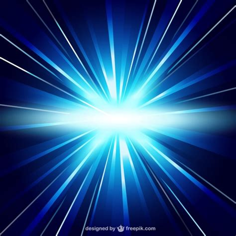 Blue Light by Blue Light Background Vector Free