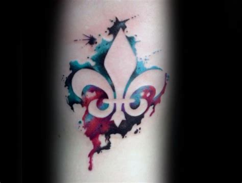 fleur de lis tattoo tattoo collections