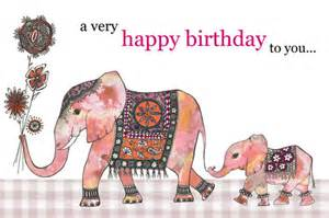 elephant birthday cards happy birthday wishes with elephants page 2