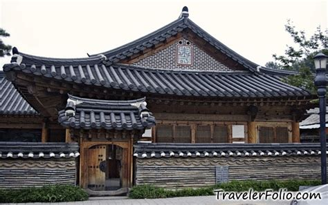 South Korean Architecture Jeongu Food And Sights Jeollabuk Do South Korea Singapore Travel Lifestyle