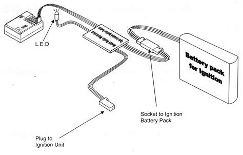 sel tachometer wiring diagrams koolertron backup