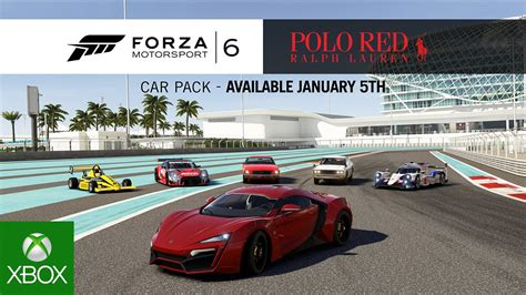 Schnellstes Auto Forza 6 by New Forza 6 Car Pack Brings Lykan Hypersport And More