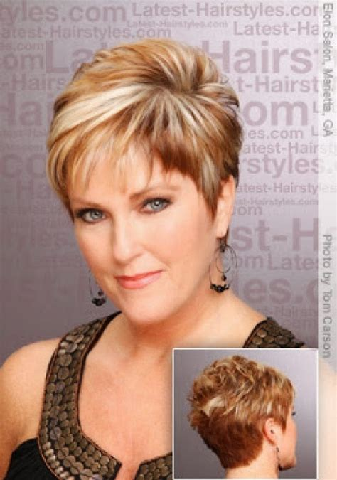 the best haircuts for overweight women short hairstyles for overweight women fat women