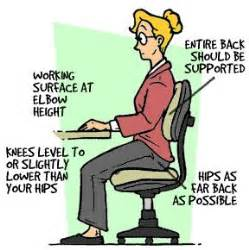 Office Chair Safety Tips Taking Computer Rest Breaks Is Important But So Is