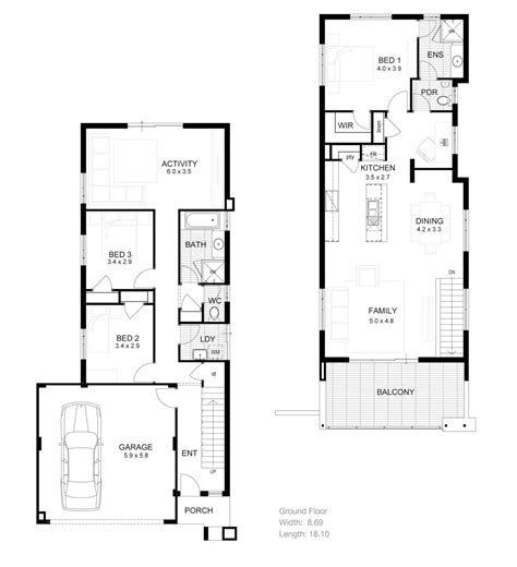 small townhouse floor plans 100 3 storey townhouse floor plans narrow townhouse