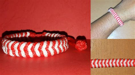 tutorial membuat gelang fishtail diy tutorial cara membuat gelang tangan dari tali kur